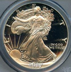 1994 P American Silver Eagle Dollar PCGS PR 70 DCAM Proof Deep Cameo