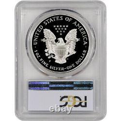 1994-P American Silver Eagle Proof PCGS PR70 DCAM