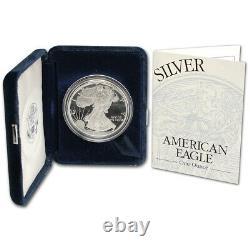 1995-P American Silver Eagle Proof