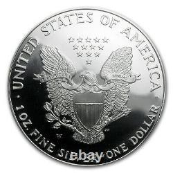 1995-W Proof Silver American Eagle PR-69 PCGS SKU #14876
