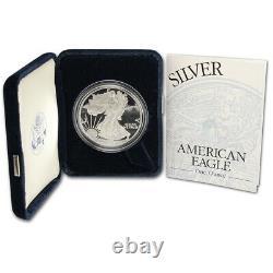 1999-P American Silver Eagle Proof