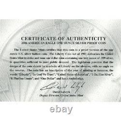 2006-W American Silver Eagle Proof
