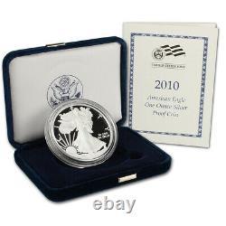 2010-W American Silver Eagle Proof