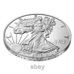 2016-W American Silver Eagle Proof