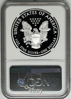 2017 W $1 Silver Eagle 2020 W. P. Mint Hoard NGC PF70 UCAM Mercanti Mint Engraver