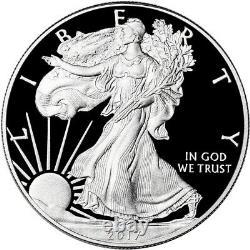 2017-W American Silver Eagle Proof (17EA)