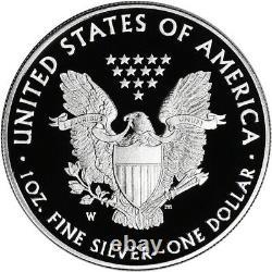 2019-W American Silver Eagle Proof (19EA)