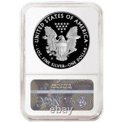 2020-S Limited Edition Proof Set $1 American Silver Eagle NGC PF70UC Trolley ER