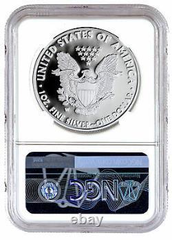 2021 W Silver Proof American Eagle NGC PF70 UC FR PRESALE