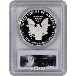 1986-s Américain Silver Eagle Proof Pcgs Pr70 Dcam