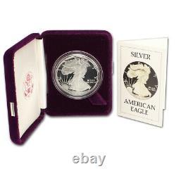 1986-s American Silver Eagle Preuve