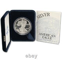 2000-p American Silver Eagle Proof