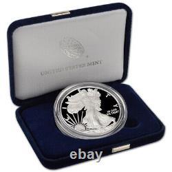 2018-w American Silver Eagle Preuve