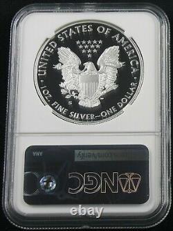 2020 S American Silver Eagle Ngc Pf 70