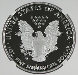 2020 W Fin De La Seconde Guerre Mondiale 75e Anniversaire Américain 1 Oz Silver Eagle V75 Ngc Pf70 Er