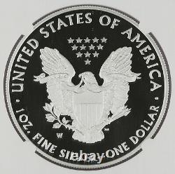 2020 W Fin De La Seconde Guerre Mondiale 75e Anniversaire Américain 1 Oz Silver Eagle V75 Ngc Pf70 Uc