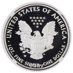 2020 W Fin De La Seconde Guerre Mondiale 75e V75 Proof Silver American Eagle Ngc Pf70 Er Live In Hand