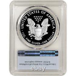 2021 W American Silver Eagle Proof Pcgs Pr69 Dcam Première Grève