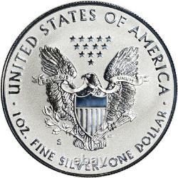 S American Silver Eagle 2019 Amélioration De La Preuve Inverse En Ogp