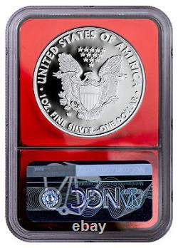 W Proof Silver Eagle T-1 Congratulations Set Ngc Pf70 Uc Fdi Red Core 2021 W Proof Silver Eagle T-1 Congratulations Set Ngc Pf70 Uc Fdi Red Core